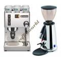 Rancilio Silvia New 2012 V3 and Macap M2 On Demand Coffee Grinde